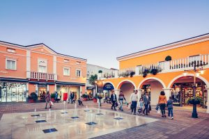 outlet city